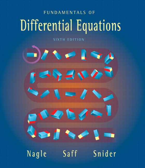 pearson fundamentals of differential equations 6 e kent r rh catalogue pearsoned co uk fundamentals of differential equations 7th edition solutions manual pdf fundamentals of differential equations 6th edition solutions manual pdf