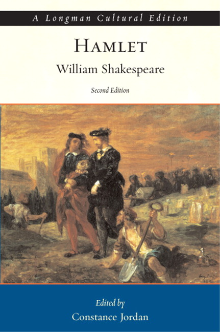 Hamlet By William Shakespeare Book Cover Hamlet  A Longman Cultural