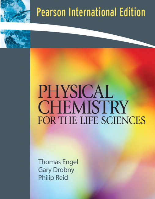 pearson physical chemistry for the life sciences international rh catalogue pearsoned co uk physical chemistry thomas engel solutions manual pdf physical chemistry engel 3rd edition solution manual