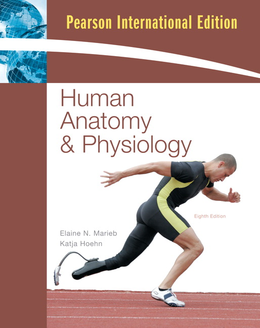 Pearson Human Anatomy And Physiology With Interactive Physiology