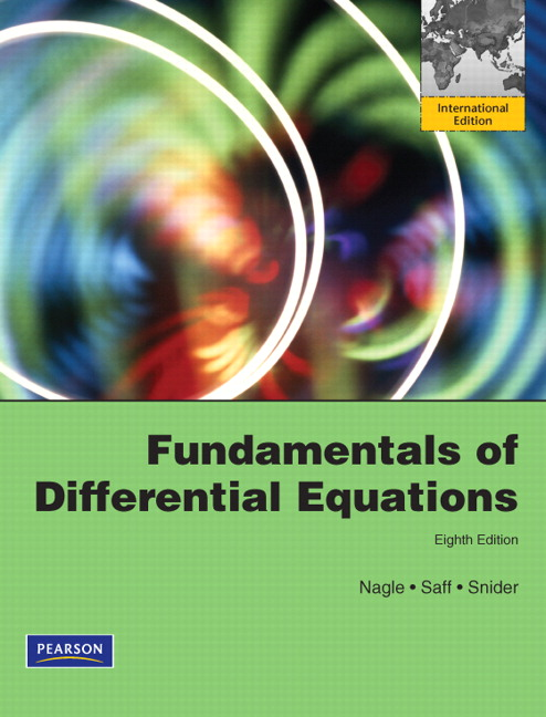 pearson fundamentals of differential equations international rh catalogue pearsoned co uk fundamentals of differential equations 8th edition solutions manual pdf fundamentals of differential equations solutions manual