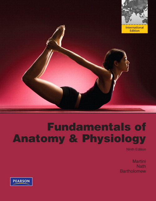Pearson Fundamentals Of Anatomy Physiology Plus Mastering Ap