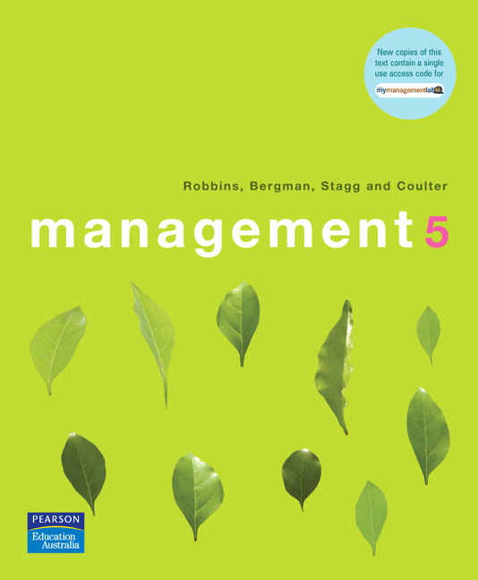 Pearson Management With Mymanagementlab 5e Stephen P Robbins