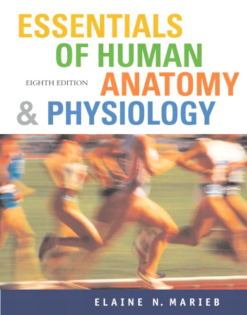 Pearson - Essentials of Human Anatomy & Physiology with Essentials ...