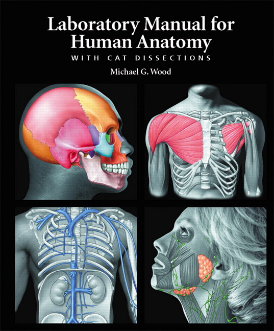 Pearson Laboratory Manual For Human Anatomy With Cat Dissections