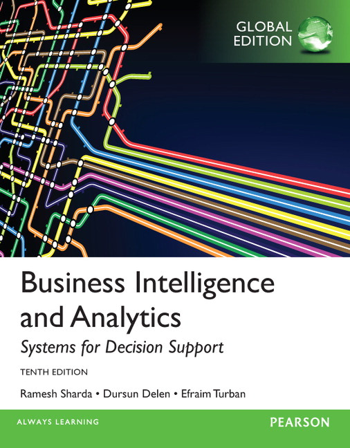 Pearson business intelligence and analytics systems for decision view larger cover fandeluxe Images