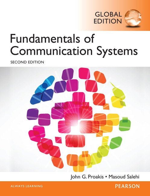Pearson fundamentals of communication systems global edition 2e view larger cover fundamentals of communication systems fandeluxe Images