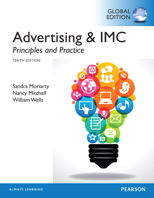 Pearson advertising imc principles and practice global edition view larger cover fandeluxe Image collections