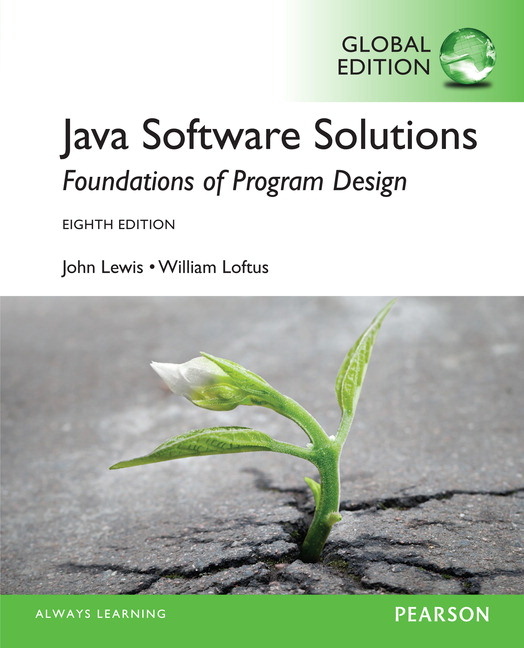 pearson java software solutions global edition 8 e john lewis rh catalogue pearsoned co uk Lewis Labs Brewers Yeast 32 Oz Lewis Labs Lecithin