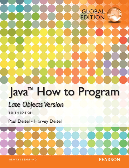 java how to program powerpoint slides by paul deitel