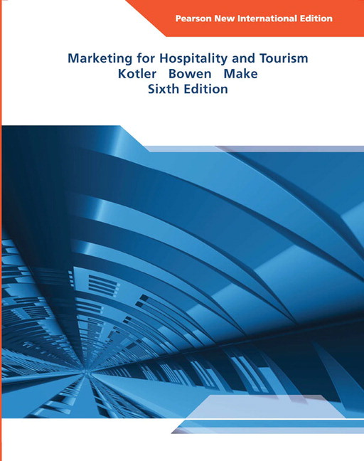 view larger cover marketing for hospitality and tourism