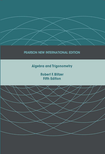 Pearson algebra and trigonometry pearson new international view larger cover fandeluxe Choice Image