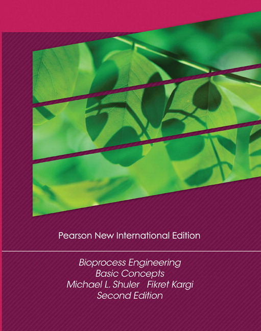 Pearson bioprocess engineering pearson new international edition view larger cover bioprocess engineering pearson new international edition basic concepts fandeluxe Choice Image