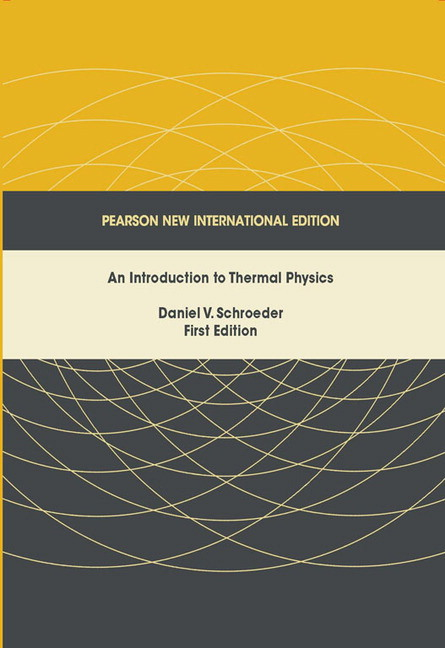 Pearson introduction to thermal physics an pearson new view larger cover introduction to thermal physics fandeluxe Images