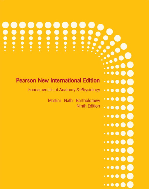 Pearson - Fundamentals of Anatomy & Physiology: Pearson New ...