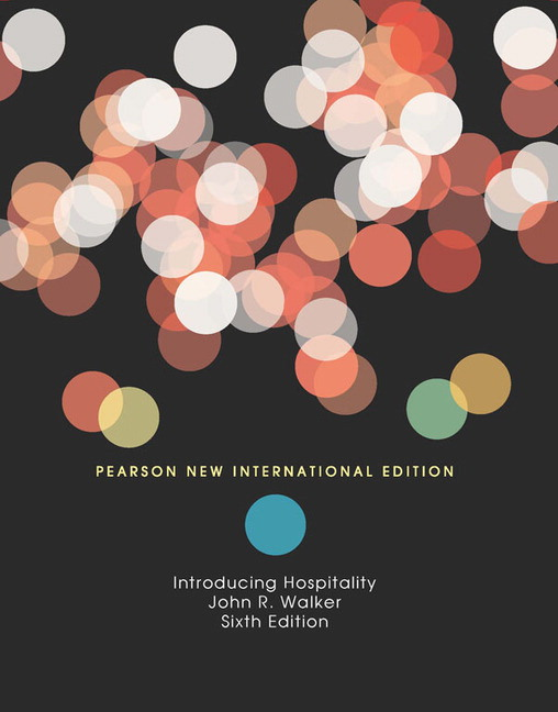 Pearson introduction to hospitality pearson new international view larger cover introduction to hospitality pearson new international edition pdf ebook 6e john r walker fandeluxe Gallery