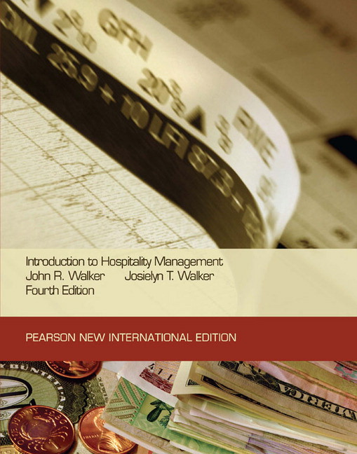 Pearson introduction to hospitality management pearson new view larger cover introduction to hospitality management pearson new international edition pdf ebook 4e john r walker fandeluxe Gallery