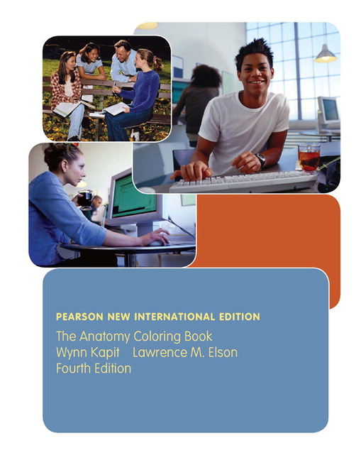 View Larger Cover The Anatomy Coloring Book Pearson New International Edition PDF