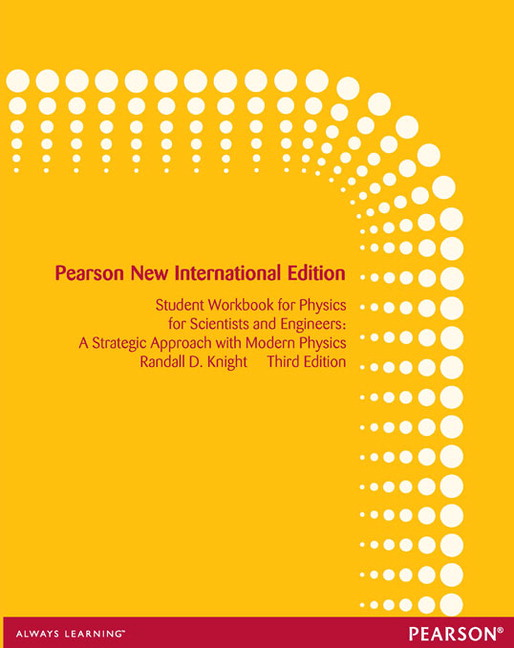 Pearson student workbook for physics for scientists and engineers view larger cover fandeluxe Gallery