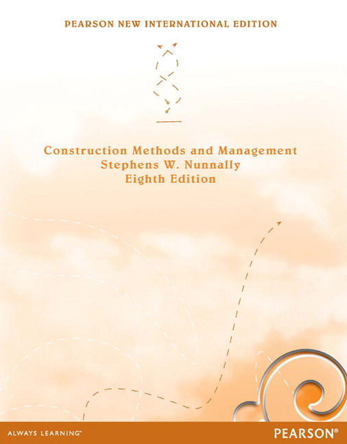 Pearson construction methods and management pearson new view larger cover construction methods and management pearson new international edition pdf fandeluxe Gallery
