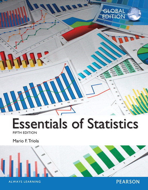 Pearson essentials of statistics global edition 5e mario f view larger cover essentials of statistics global edition fandeluxe Choice Image
