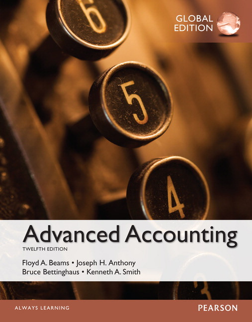 Pearson beams advanced accounting global edition 12e floyd view larger cover beams advanced accounting global edition fandeluxe Images