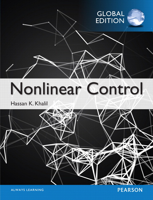 pearson nonlinear control global edition hassan k khalil rh catalogue pearsoned co uk