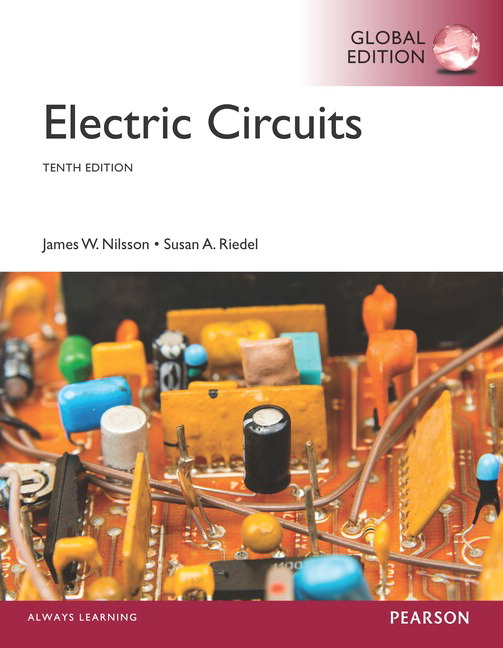 Pearson - Electric Circuits, Global Edition, 10/E - James Nilsson ...