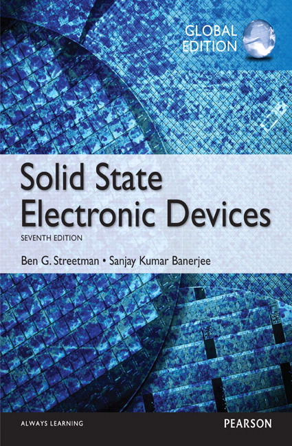 Pearson solid state electronic devices global edition 7e ben view larger cover solid state fandeluxe Images