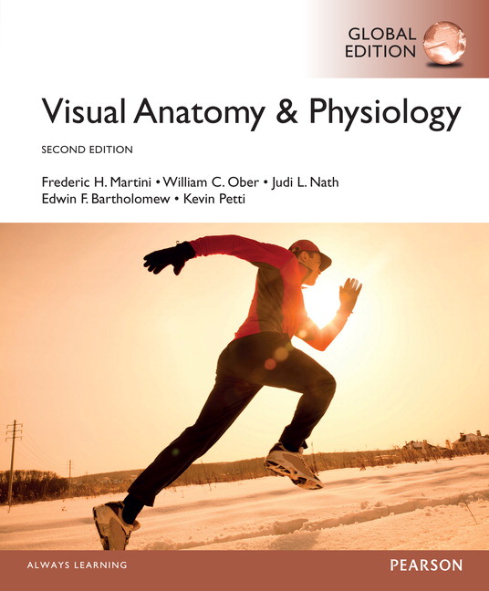 Pearson - Visual Anatomy & Physiology PDF eBook, Global Edition, 2/E ...