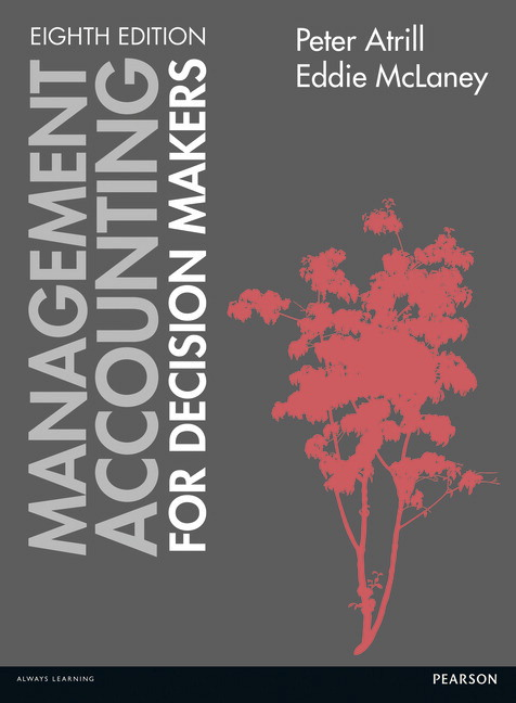 Pearson management accounting for decision makers 8th edn pdf view larger cover management accounting fandeluxe Gallery