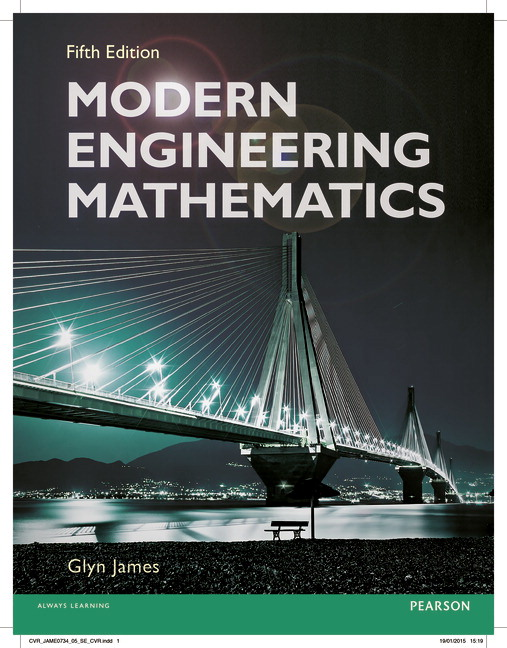 Pearson modern engineering mathematics ebook pdf 5e glyn james view larger cover modern engineering mathematics ebook fandeluxe Images