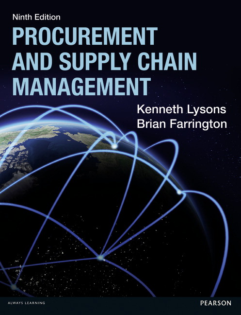Pearson procurement and supply chain management pdf ebook 9e view larger cover procurement and supply chain management pdf ebook fandeluxe Gallery