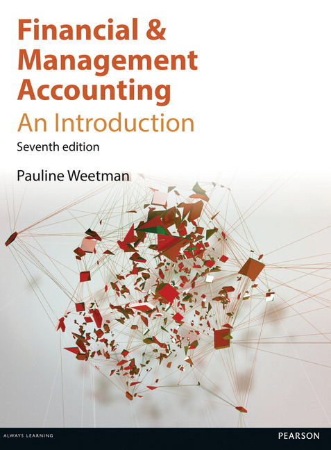Pearson financial and management accounting an introduction 7e view larger cover fandeluxe Image collections