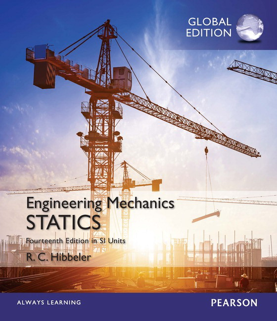 Pearson engineering mechanics statics in si units 14e russell view larger cover fandeluxe Images