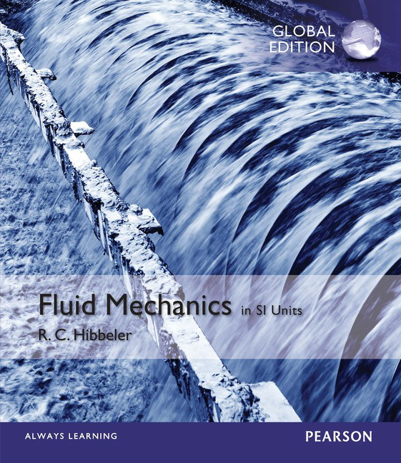 pearson fluid mechanics in si units russell c hibbeler