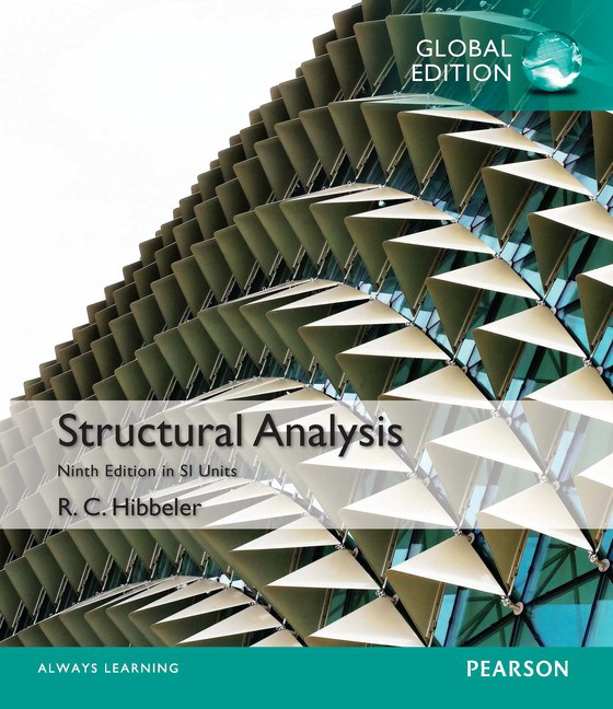 Pearson structural analysis in si units 9e russell c hibbeler view larger cover structural analysis fandeluxe Choice Image