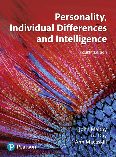 Pearson personality individual differences and intelligence 4e view larger cover personality fandeluxe Gallery