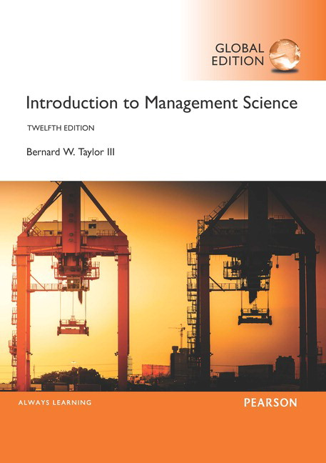 Pearson introduction to management science global edition 12e view larger cover introduction to management science global edition fandeluxe Gallery