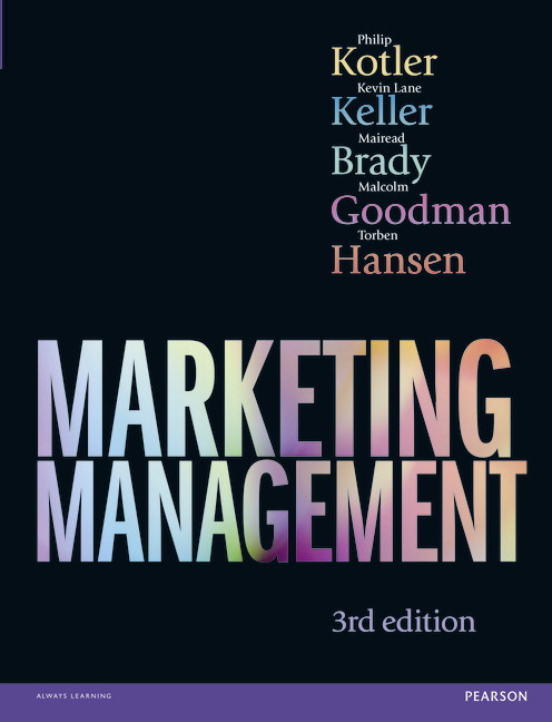 Pearson marketing management 3rd edn 3e philip kotler kevin view larger cover marketing management fandeluxe Choice Image