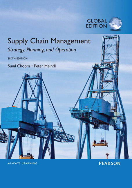 Pearson supply chain management strategy planning and operation view larger cover supply chain management fandeluxe Choice Image
