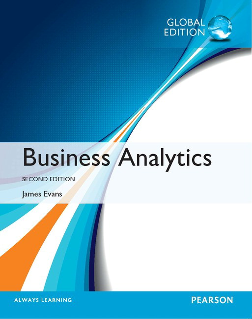 Pearson business analytics global edition 2e james r evans view larger cover business analytics fandeluxe Images