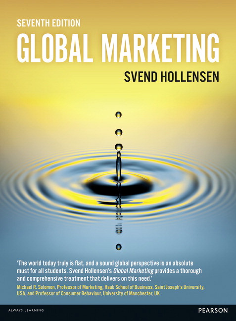 Pearson global marketing 7e svend hollensen view larger cover global marketing fandeluxe Gallery