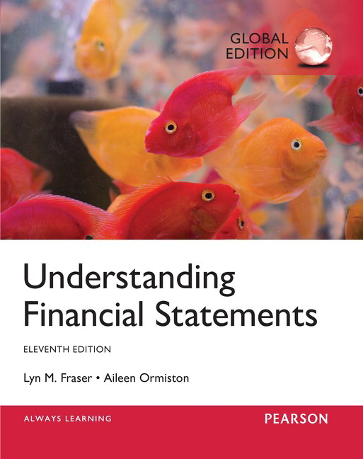 Pearson understanding financial statements global edition 11e view larger cover understanding financial statements fandeluxe Gallery