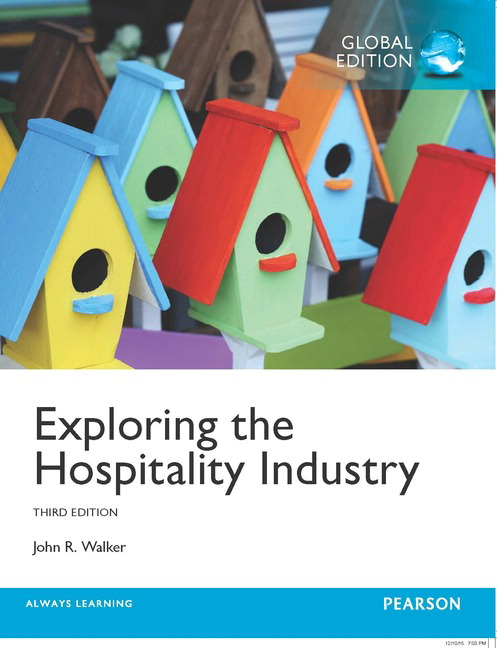 Pearson exploring the hospitality industry global edition 3e view larger cover fandeluxe Choice Image