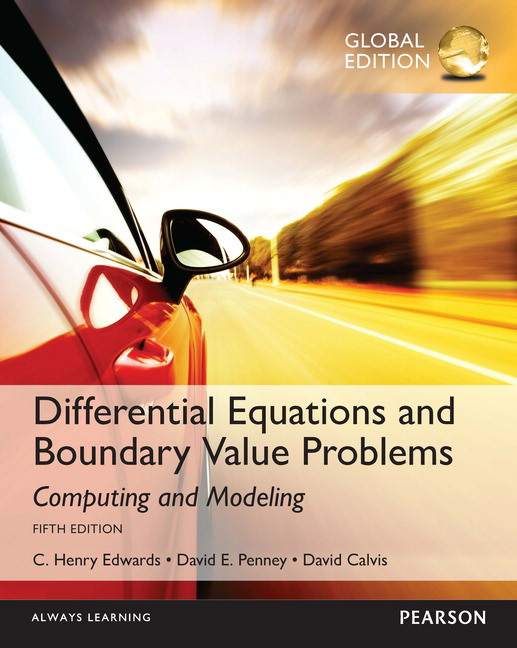 Pearson differential equations and boundary value problems view larger cover fandeluxe Image collections