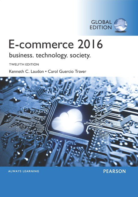 Pearson e commerce 2016 business technology society global view larger cover fandeluxe Gallery