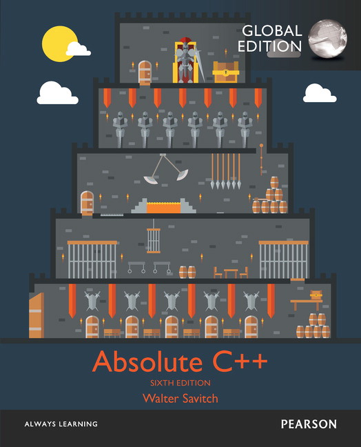 pearson absolute c with myprogramminglab global edition 6 e rh catalogue pearsoned co uk