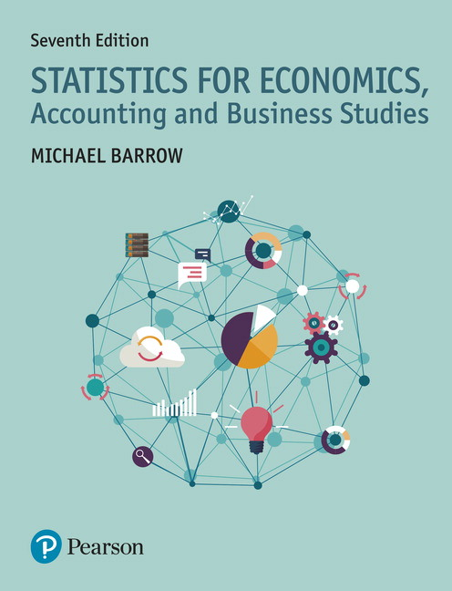 Pearson statistics for economics accounting and business studies view larger cover fandeluxe Images
