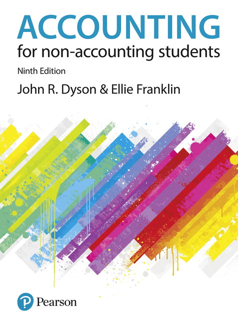Pearson accounting for non accounting students 9th edition 9e view larger cover fandeluxe Image collections